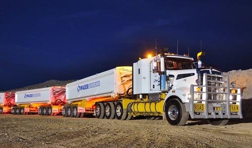 Mcaleese Resources Driver Jobs Australia