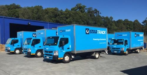 Star Track Jobs Brisbane