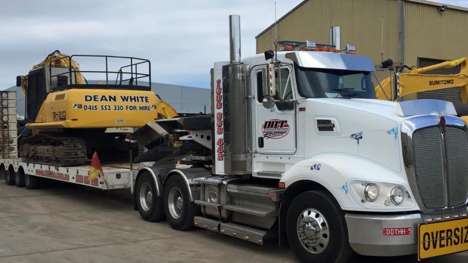 DDT Heavy Haulage Australia - Driver Jobs Australia