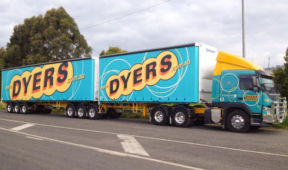 dyers distribution