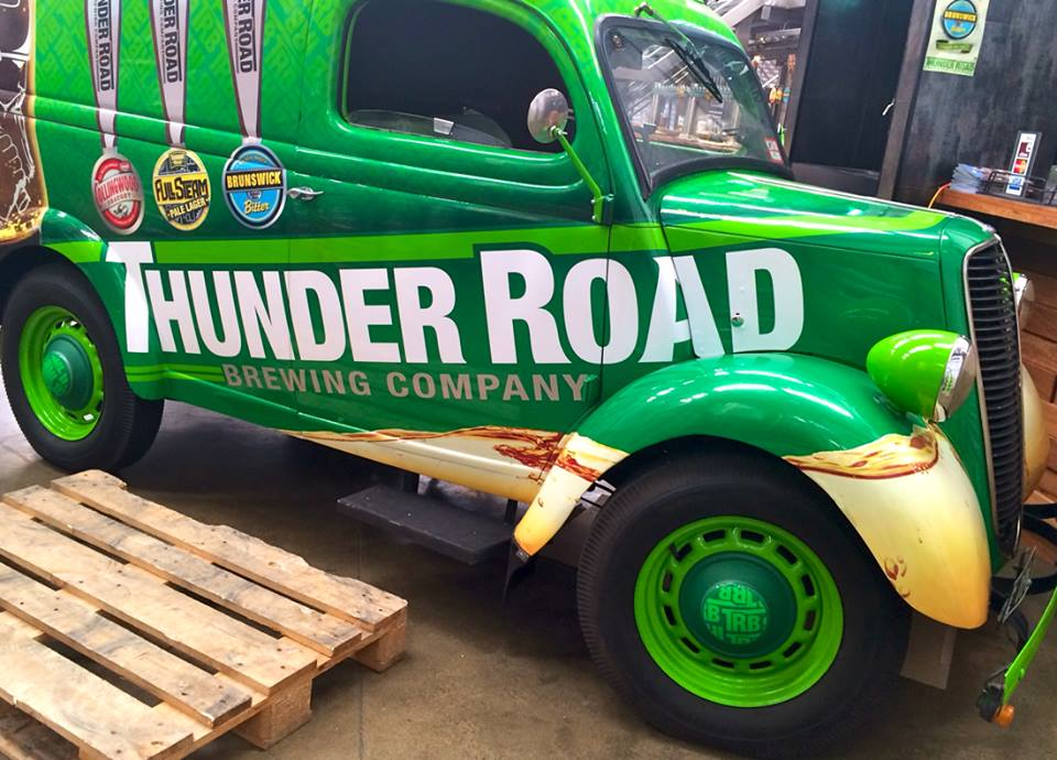thunder road brewing company