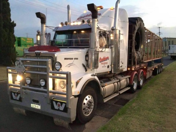 Road Train Work Archives
