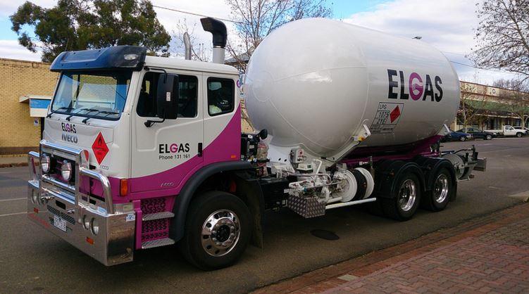 Elgas Lpg Driver Jobs Australia