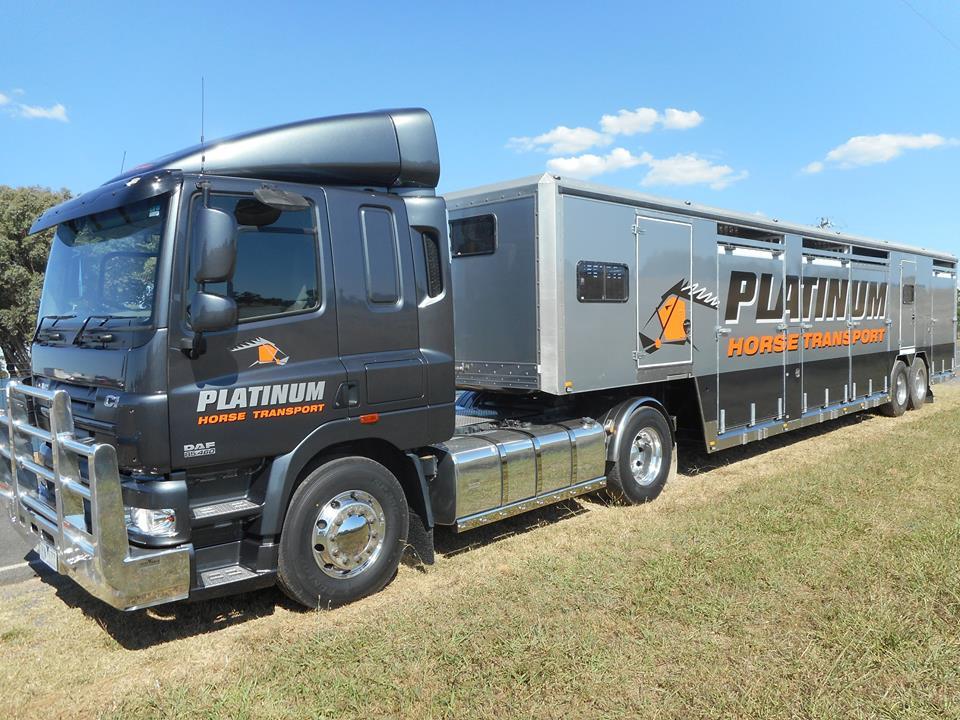 Platinum Horse Transport Driver Jobs Australia