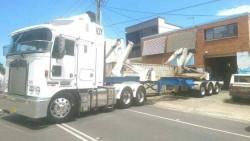 Sydney Port Logistics