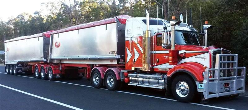 Interstate B Double Tipper Driver Driver Jobs Australia