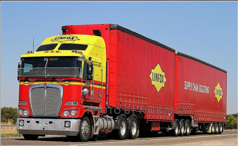linfox truck driver download