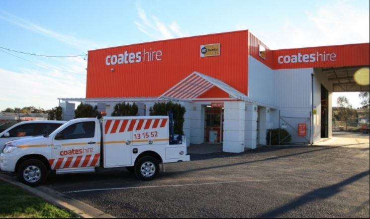 coates hire truck drivers guide