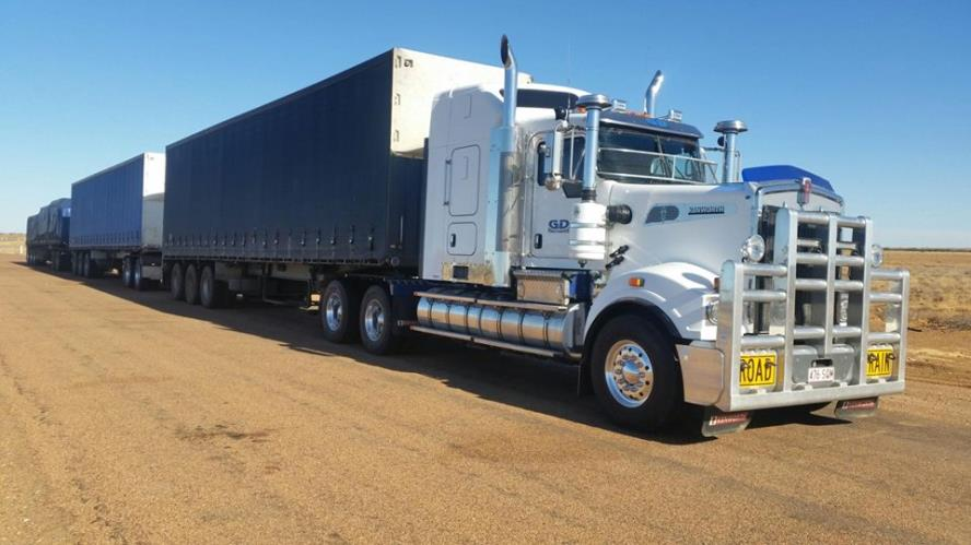 MC Road Train Drivers machinery and oversized - Driver Jobs